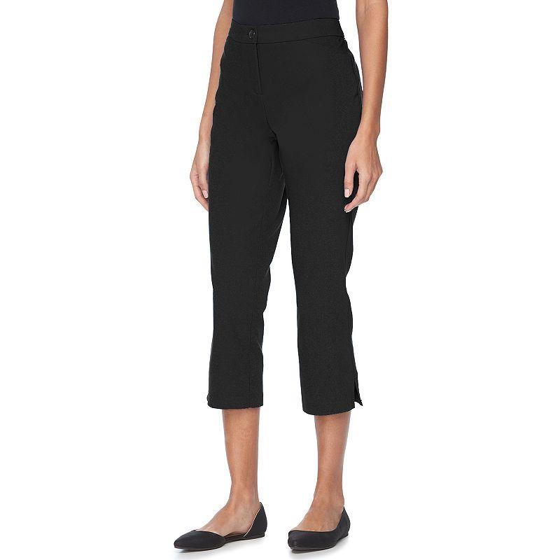 Women's Dana Buchman Slimming Crop Pants