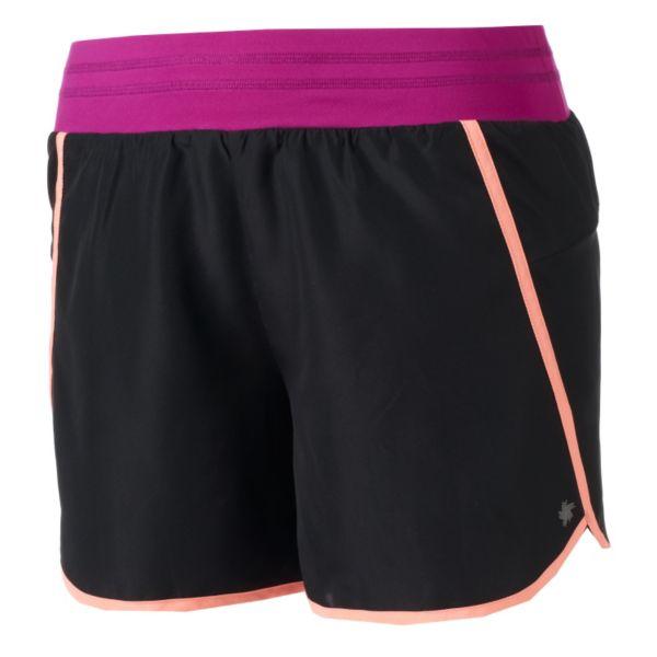 Plus Size Tek Gear® Knit Waistband Running Shorts