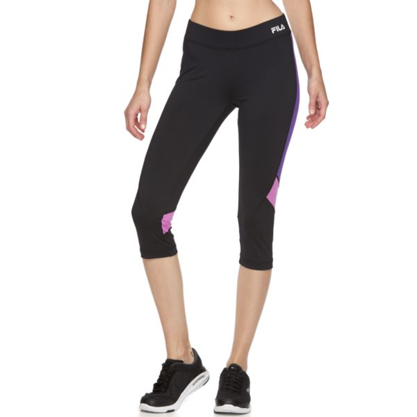 Women's FILA SPORT® Zion Capri Running Leggings