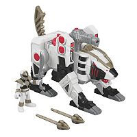 Fisher-Price Imaginext Power Rangers White Ranger & Tigerzord