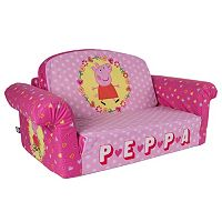 Peppa Pig Flip-Open Sofa