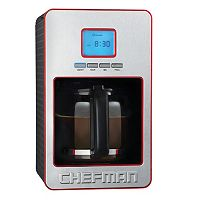 Chefman 12-Cup Programmable Coffee Maker