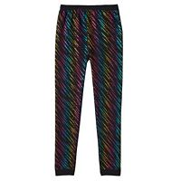 Girls 7-12 SO® Smooth Fleece-Lined Seamless Leggings