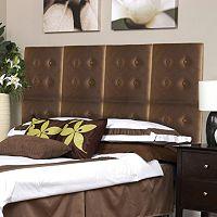 Nexxt Luxe Upholstered Headboard Wall Panels 8-piece Set