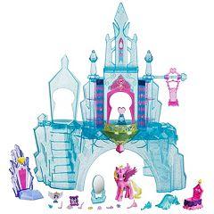 My Little Pony Explore Equestria Crystal Empire Castle by Hasbro