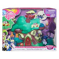 My Little Pony Friendship Is Magic Collection Golden Oak Library Playset by Hasbro