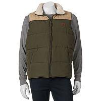 Men's Field & Stream Sherpa-Lined Vest