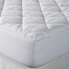 Dream On 400 Thread Count Stain Resistant Mattress Pad by