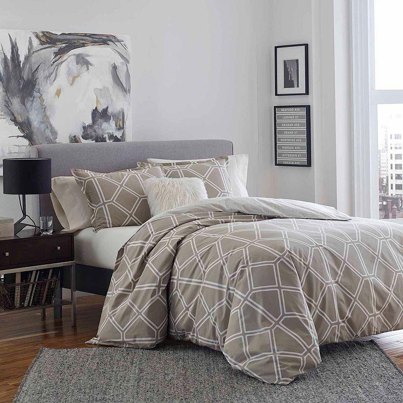 City Scene Mason Comforter Set