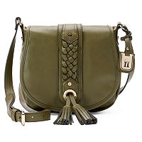 Tig II by Tignanello Nicole Crossbody Saddle Bag