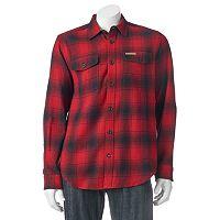 Men's Field & Stream Flannel Button-Down Shirt