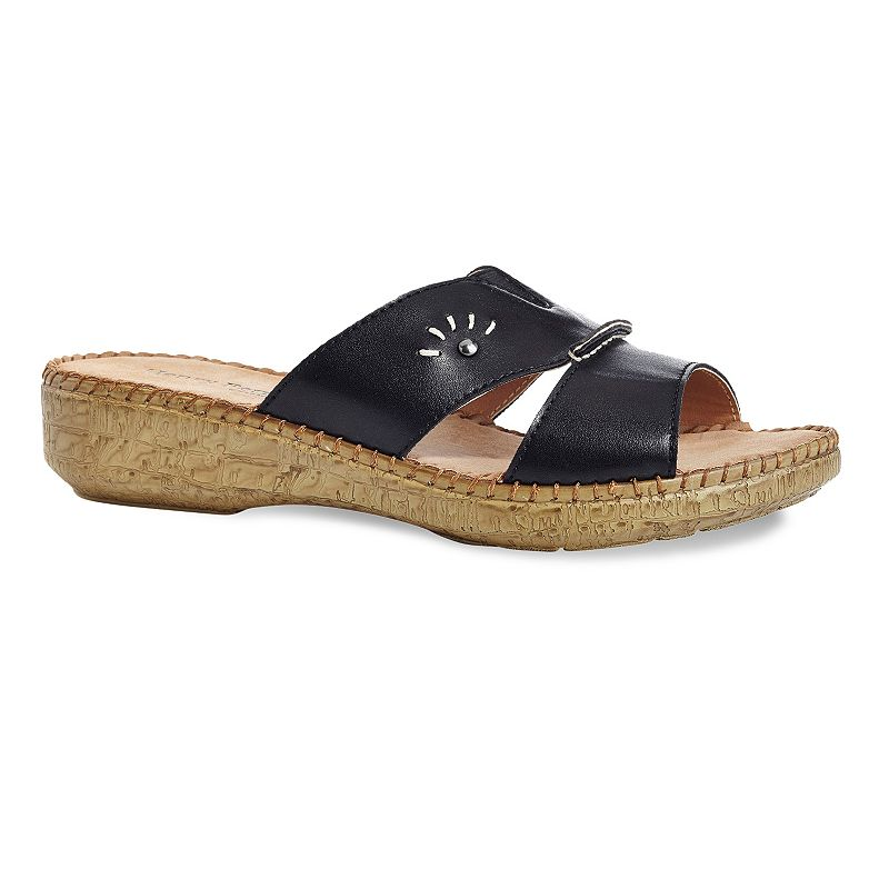 Henry Ferrera Comfort Women's Wedge Sandals