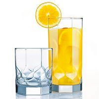 Luminarc Topaz 16-pc. Glass Tumbler Set