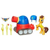My Little Pony Guardians of Harmony Cheese Sandwich Pony & Party Tank by Hasbro