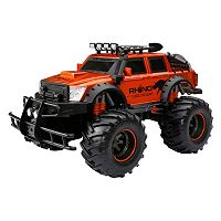 New Bright 1:12 Remote Controlled 9.6-Volt 4x4 Rhino Expeditions