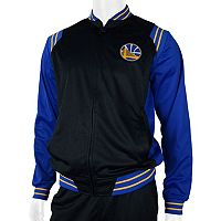 Men's Zipway Golden State Warriors Gymnasium Jacket