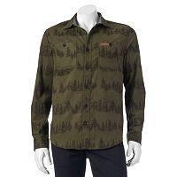 Men's Field & Stream Classic-Fit Flannel Button-Down Shirt