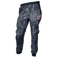 Men's Zipway Cleveland Cavaliers Denim Effect Fleece Pants
