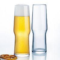 Luminarc Evolution 4-pc. Pilsner Glass Set