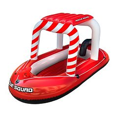 Blue Wave Rescue Squad Inflatable Boat with Water Gun by