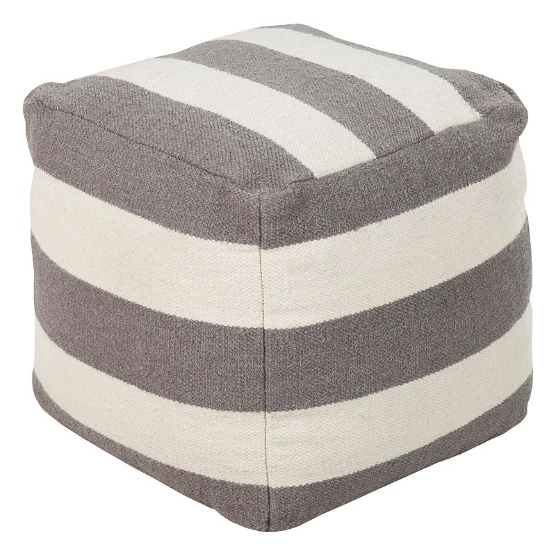 Decor 140 Tivoli Wool Pouf