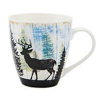 Pfaltzgraff Wildlife Deer Mug