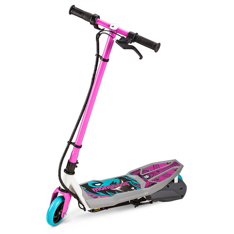 Kids Mongoose 100 Watt Glitch 900 Electric Scooter