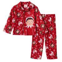 Toddler Boy The Elf on the Shelf® Pajama Set