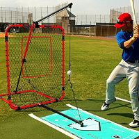 SwingAway Sports Products Bryce Harper MVP Baseball Hitting Machine