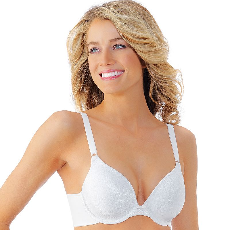Vanity Fair Bra: Beauty Back Lace Full-Coverage Underwire Bra 75346 - Women's