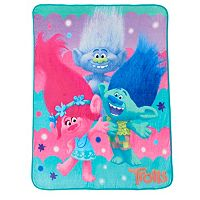 DreamWorks Trolls Silk Touch Throw