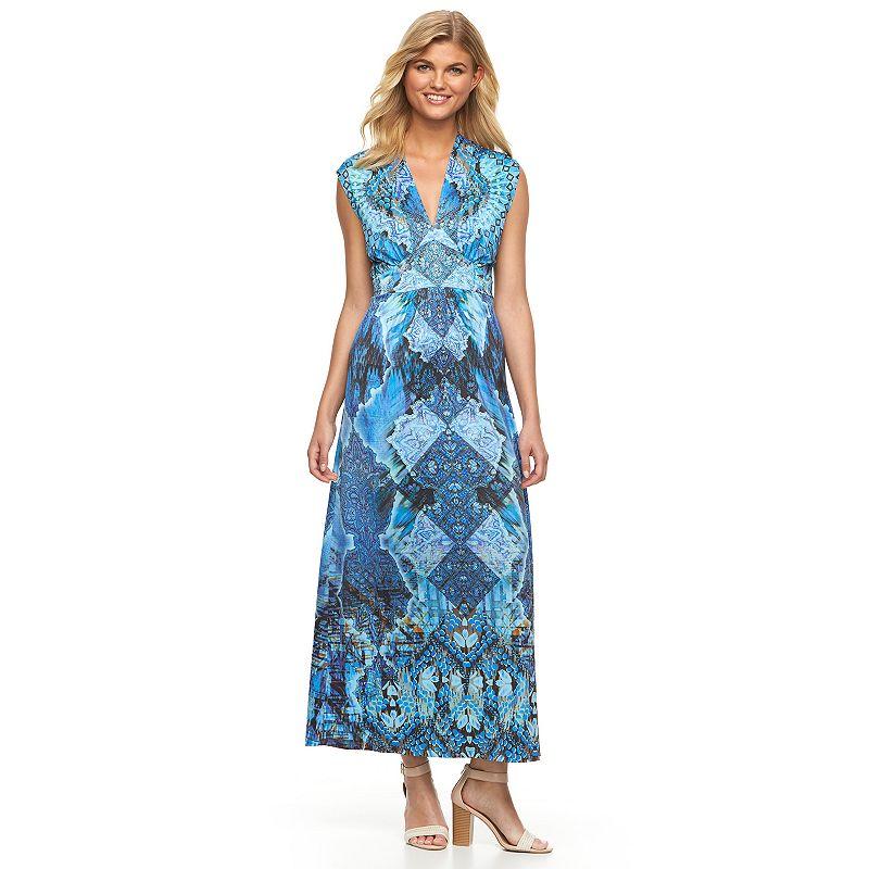 Women's World Unity Embellished Maxi Dress
