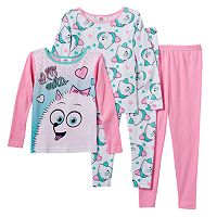 Toddler Girl The Secret Life of Pets 4-pc. Pajama Set