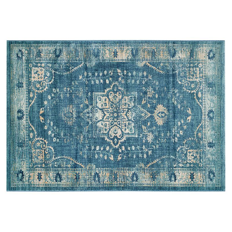 Safavieh Evoke Ashley Framed Floral Rug