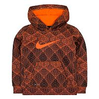 Boys 4-7 Nike Therma-FIT Fleece-Lined Hoodie