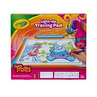 Crayola DreamWorks Trolls Light Up Tracing Pad
