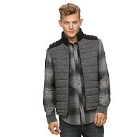 Big & Tall Rock & Republic Quilted Vest
