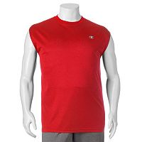 Big & Tall Champion Birdseye Performance Athletic Muscle Tee