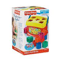 Fisher-Price® Brilliant Basics™ Baby's First Blocks