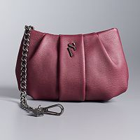 Simply Vera Vera Wang Messina Mini Handbag Key Chain