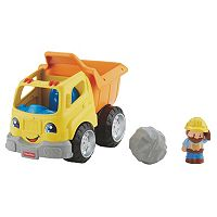 Fisher-Price Little People Dump Truck Toy