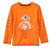 Boys 4-7x Star Wars a Collection for Kohl's BB-8 Foil Active Tee