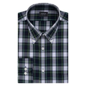 Big & Tall Arrow Classic-Fit Wrinkle-Free Poplin Dress Shirt