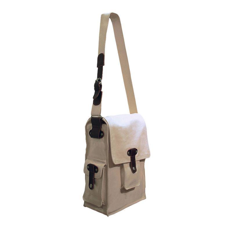 Park B. Smith Cargo Double Bottle Wine Bag