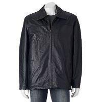 Men's Vintage Leather Lambskin Leather Jacket