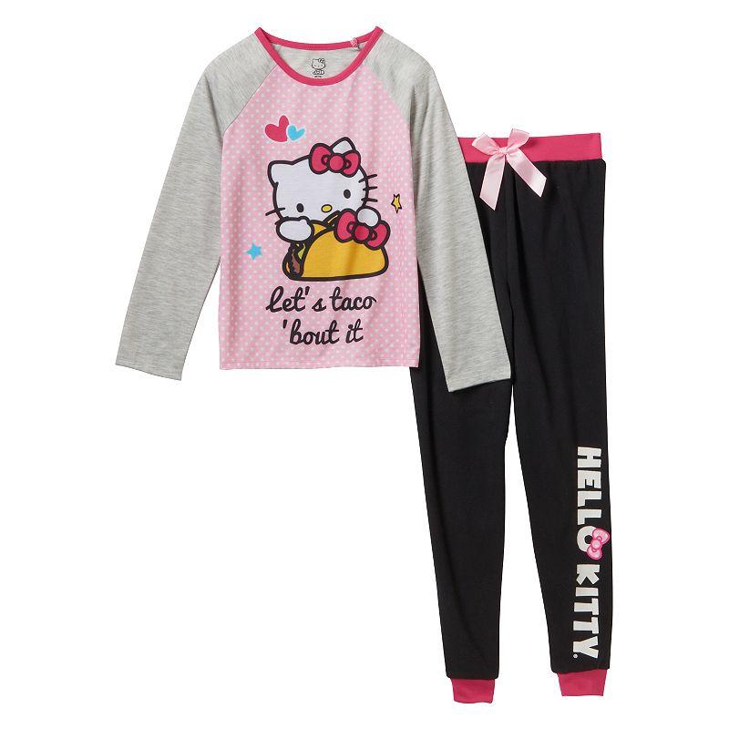 Girls 4-12 Hello Kitty \