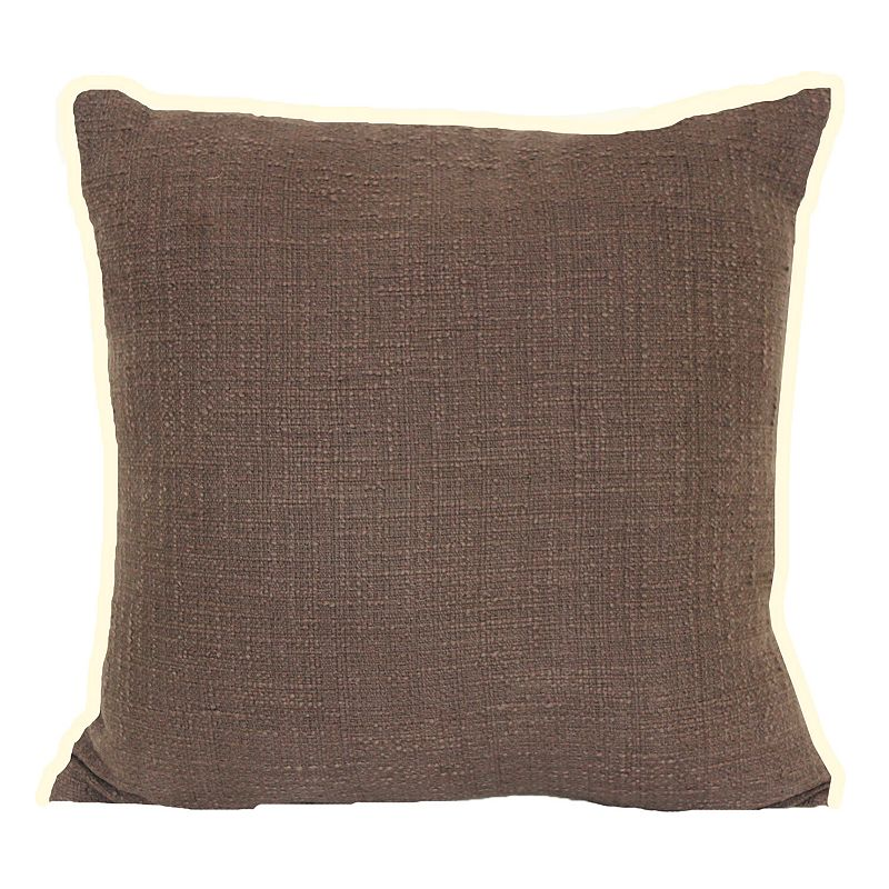 Kohls Black Decorative Pillow : Textured Throw Pillow DealTrend
