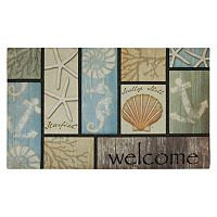Mohawk® Home Driftwood ''Welcome'' Doormat - 18'' x 30''