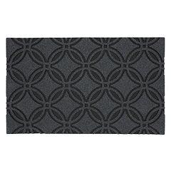 Mohawk Home Clementine Scrape Geometric Doormat 18'' x 30''