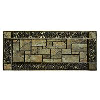 Mohawk® Home Patio Stone Doormat - 19.5'' x 47''